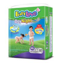 BabyLove Day Pants กางเกงผ้าอ้อมเด็ก ขนาดเมก้า(ใหญ่พิเศษ) ไซส์ XXL (48 ชิ้น)