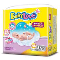 BabyLove Easy Tape ผ้าอ้อมเด็กสำเร็จรูปแบบเทป ไซส์ NB 56 ชิ้น