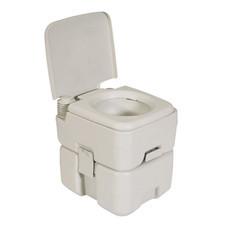 Hospro สุขภัณฑ์เคลื่อนที่ Portable Toilet ขนาด 20 ลิตร