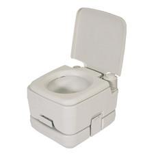 Hospro สุขภัณฑ์เคลื่อนที่ Portable Toilet ขนาด 10 ลิตร