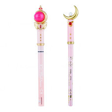 Creer Beaute Miracle Romance Set W4  (Cutie Moon Rod Liquid Eyeliner Brown + Moon Stick pencil Black)