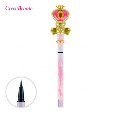 Creer Beaute Miracle Romance Spiral Heart Moon Rod Liquid Eyeliner Black - 0.4 ml