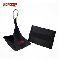GRIZZLY FITNESS DELUXE HANGING AB STRAPS