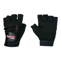 GRIZZLY FITNESS MENS SPORT & FITNESS WASHABLE TRAINING GLOVES