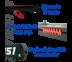SLIMMATE MOTORIZED TREADMILL เครื่องวิ่งไฟฟ้า SM K1451