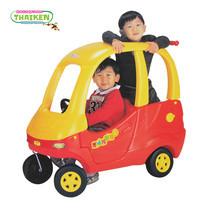 Haenim Double Royal Car รถขาไถเด็กเล่น 2 ที่นั่ง - สีแดง