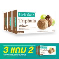 Hi-Balanz Triphala / 3 แถม 2