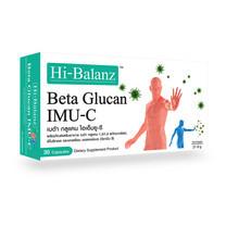 Hi-Balanz Beta Glucan IMU-C (30 Caps)