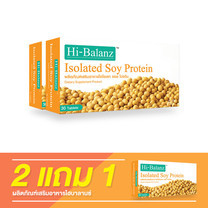 Hi-Balanz Isolated Soy Protein / 2 แถม 1