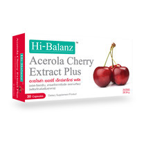 Hi-Balanz Acerola Cherry Extract Plus (30 Caps.)