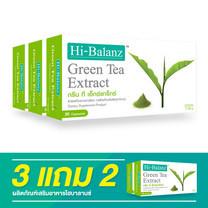 Hi-Balanz Green Tea Extract (30 Caps.) / 3 แถม 2
