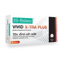 Hi-Balanz Vivid X-TRA Plus L-Carnitine