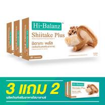 Hi-Balanz shiitake Plus / 3 แถม 2