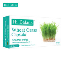 Hi-Balanz Wheat Grass(30 Caps)