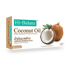 Hi-Balanz Coconut Oil