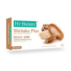 Hi-Balanz shiitake Plus (30 Caps)