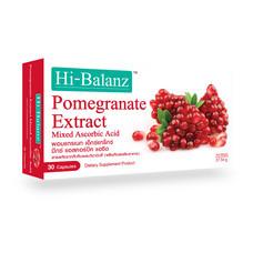 Hi-Balanz Pomegranate Extract (30 Caps.)