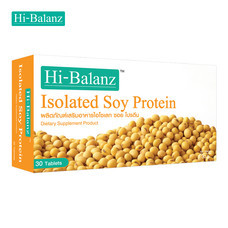 Hi-Balanz Isolated Soy Protein(30 Tablets)