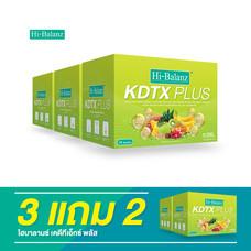 Hi-Balanz KDTX Plus (10 Sachets) / 3 แถม 2