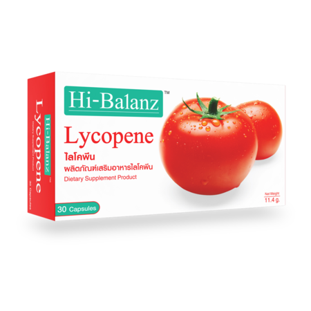 Hi-Balanz Lycopene (30 Caps)