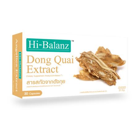 Hi-Balanz Dong Quai Extract Plus Vitamin C