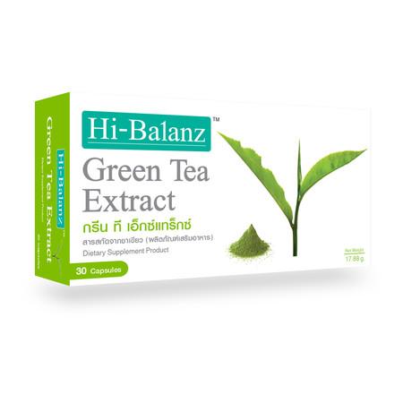 Hi-Balanz Green Tea Extract (30 Caps.)