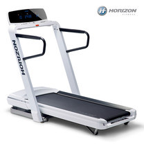 Johnson Horizon ลู่วิ่งไฟฟ้า Treadmill Omega Z มอเตอร์ 3 แรงม้า หน้าจอเปลี่ยนสีตามอัตราการเต้นของหัวใจ