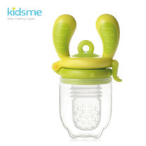 Food Feeder - Single Pack Lime Size M