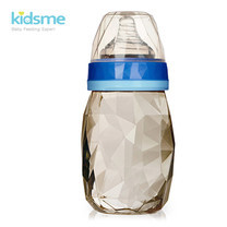 Diamond Milk Bottle 240 ml - Aquamarine