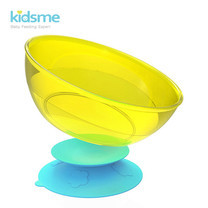 Stay-In-Place with Bowl Set - Aquamarine/Lime