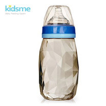 Diamond Milk Bottle 300 ml - Aquamarine