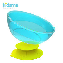 Stay-In-Place with Bowl Set - Lime/Aquamarine
