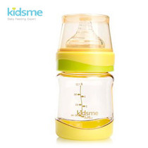 PPSU Milk Bottle 120 ml - Lime