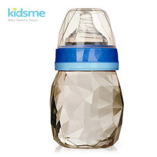 Diamond Milk Bottle 180 ml - Aquamarine