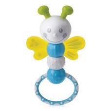 kidsme Dragonfly Teether ของเล่นเสริมพัฒนาการเด็กประเภทเขย่ามีเสียงและกัดได้