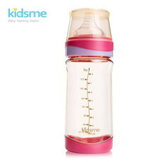 PPSU Milk Bottle 240 ml - Lavender
