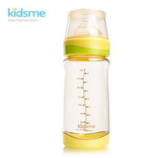 PPSU Milk Bottle 240 ml - Lime