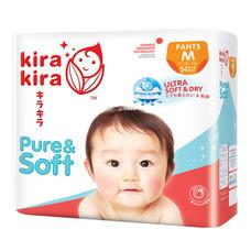 Kira Kira Pure & Soft Pants Jumbo Pack M (ยกลัง 54 ชิ้น x 3 แพ็ค)