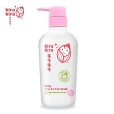 Kira Kira Baby Top to Toe Wash 400 ml.