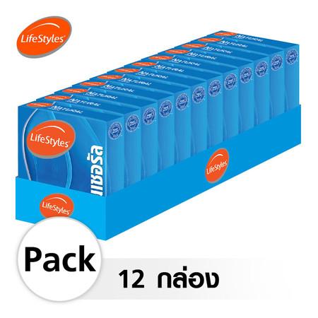Lifestyles Natural ถุงยางอนามัย 49 มม. (12 กล่อง)
