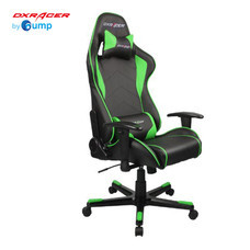 DXRacer Gaming Chair รุ่น F-series (OH/FH08/NE) - Green