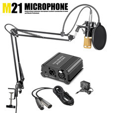Nubwo M21 Microphone Condenser