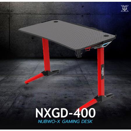 Nubwo NXGD-400 Gaming Desk LED Light - Red