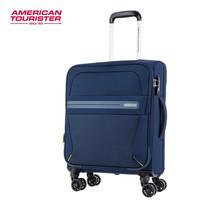 American Tourister กระเป๋าเดินทางล้อลาก 20 นิ้ว รุ่น OREGON SPINNER 55/20 EXP TSA - True Navy