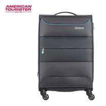 AMERICAN TOURISTER กระเป๋าเดินทางล้อลาก 25 นิ้ว รุ่น Atlantis Spinner TSA Lock - Charcoal