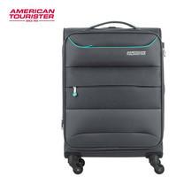 AMERICAN TOURISTER กระเป๋าเดินทางล้อลาก 20 นิ้ว รุ่น Atlantis Spinner TSA Lock - Charcoal