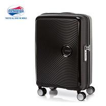 American Tourister กระเป๋าเดินทางล้อลาก 20 นิ้ว รุ่น Curio Spinner 55/20 TSA - Black