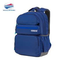 American Tourister กระเป๋าเป้สะพายหลัง รุ่น Tango+ Backpack 04 A - Blue