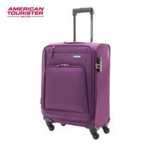 AMERICAN TOURISTER กระเป๋าเดินทาง ขนาด 20 นิ้ว รุ่น BROOK - PURPLE