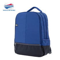 American Tourister กระเป๋าเป้สะพายหลัง รุ่น Pop+ Asia Backpack 04 A - Blue
